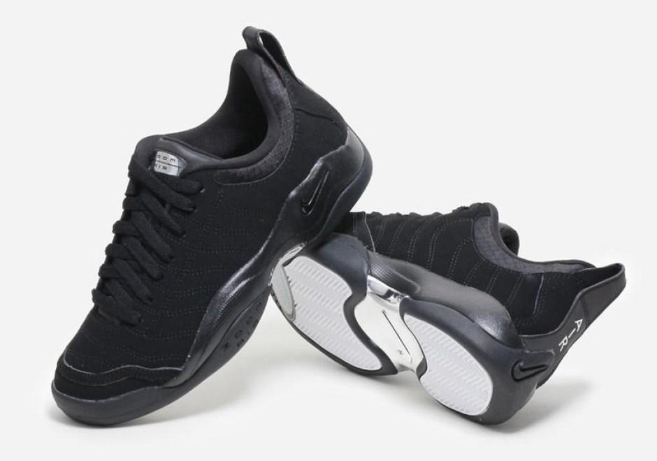 "a3dca609e47f Nike Air Oscillate ""Triple Black"" ..."