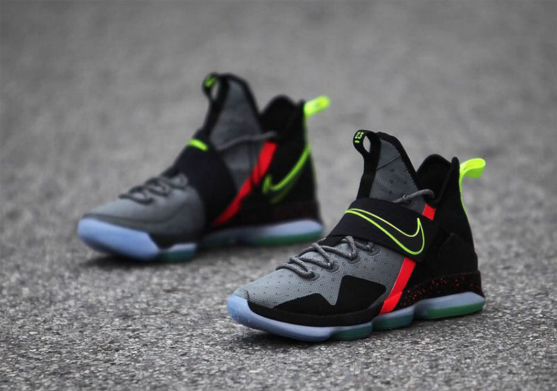 huge selection of ca2b0 a0df0 ... france nike lebron 14 out of nowhere 5cc5c d98f8