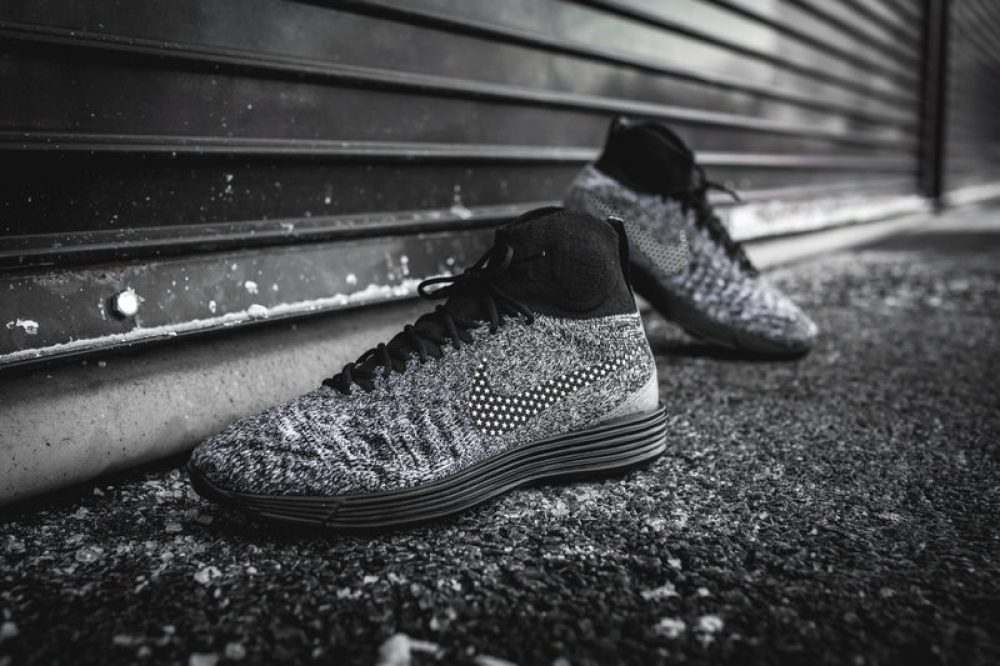 5797049743c6 Nike Lunar Magista II Flyknit FC Black White    Available Now