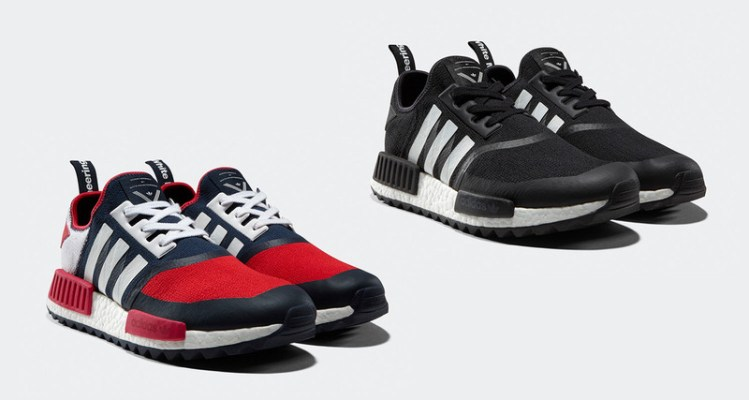 White Mountaineering x adidas NMD Trail