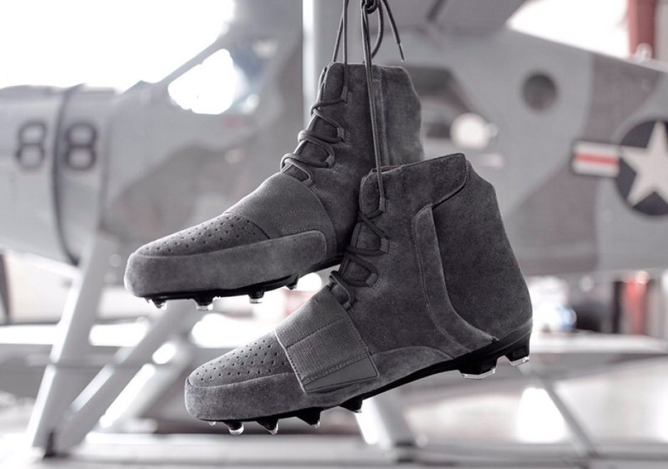 "fc917a11a adidas Yeezy 750 Cleats ""Grey"""