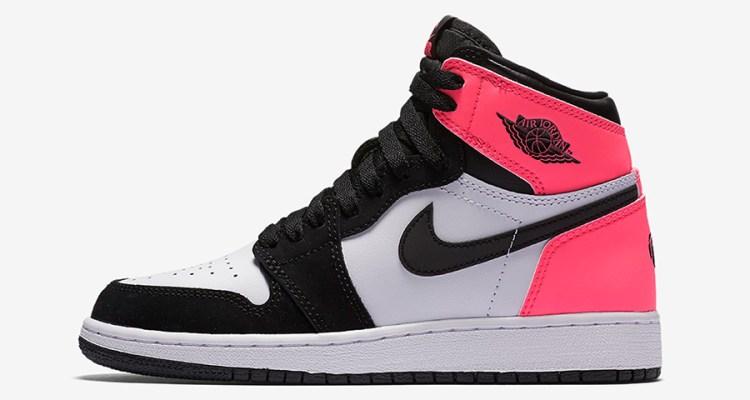 "Air Jordan 1 High ""Valentine's Day"""