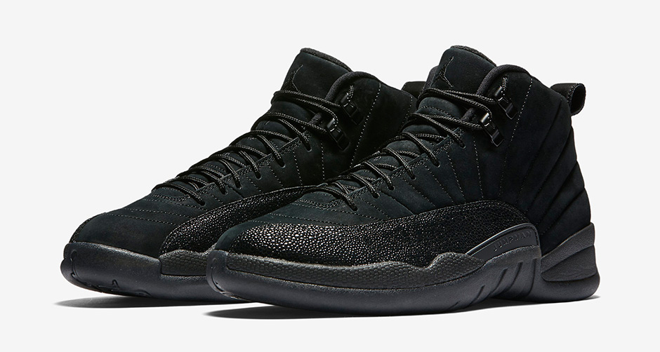 "detailed look f67ed bd6da The Air Jordan 12 OVO ""Black"" Release Will Be Extremely Limited"