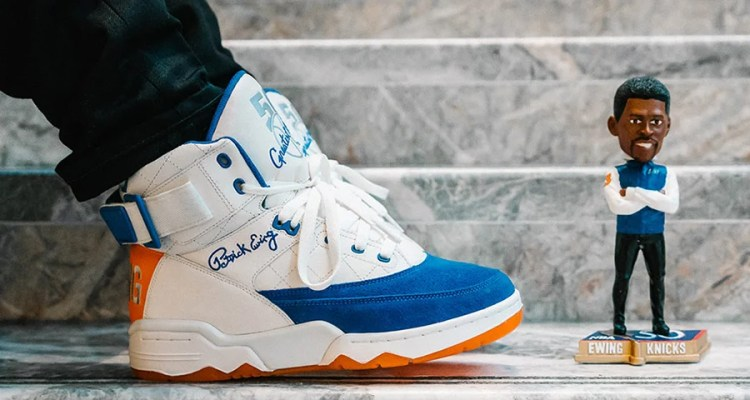 "Ewing 33 Hi ""50 Greatest Players"""