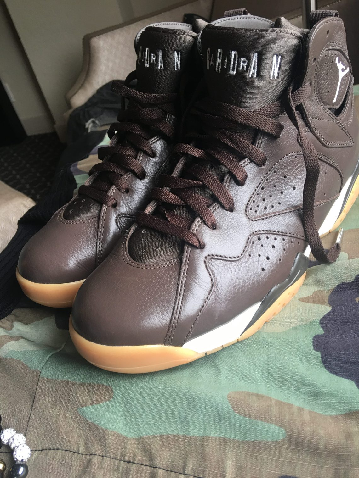 Air Jordan 7 Anthony Hamilton PE