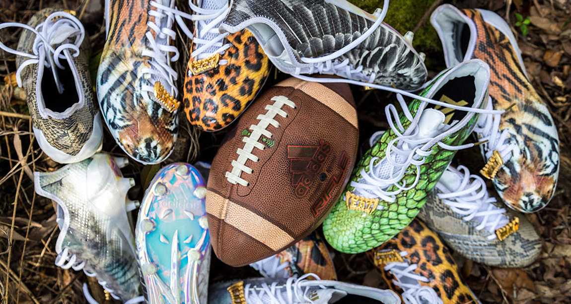 25887d4b1e8 adidas Football Unveils 2017 Uncaged Collection