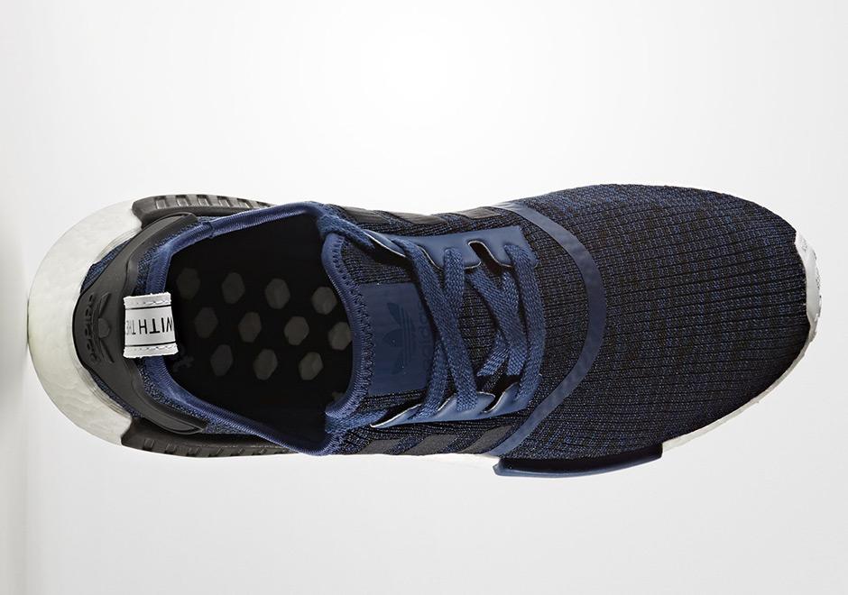 Cheap Adidas Originals NMD R1 Primeknit 'Zebra' (Core Black/White
