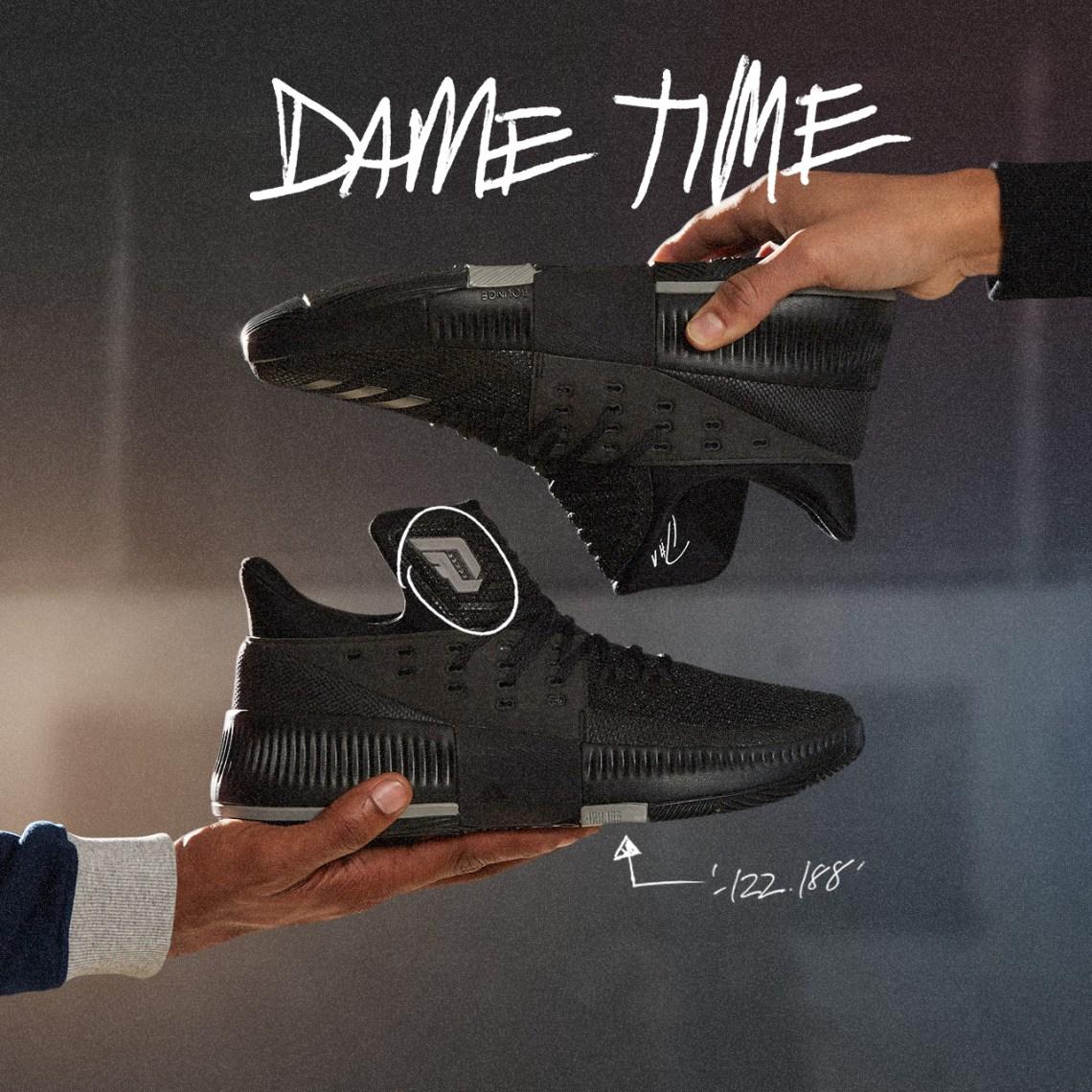 5b7642734fc Damian Lillard and adidas Shoot the