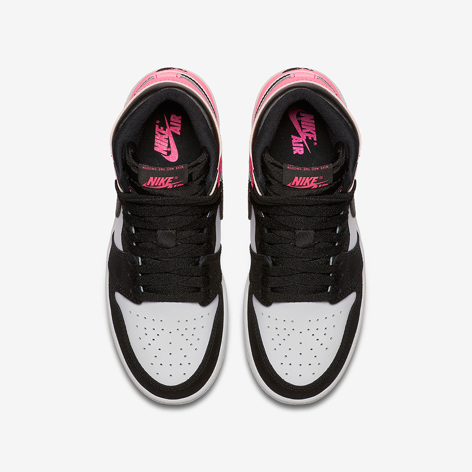 "Air Jordan 1 High ""Valentine's Day"""