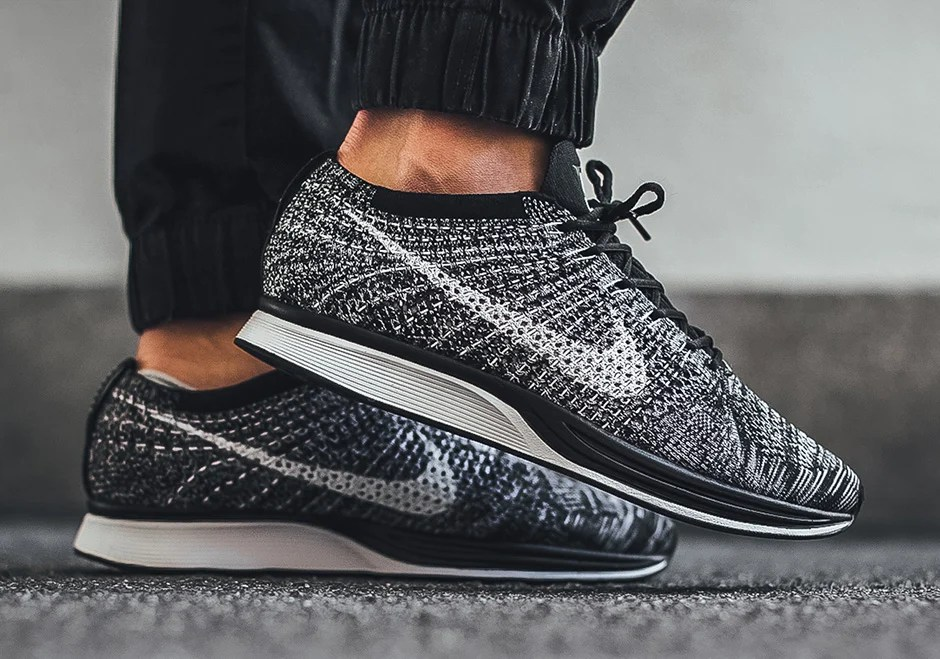 """reputable site 300bf 7f096 Nike Flyknit Racer """"Oreo 2.0"""" ..."""