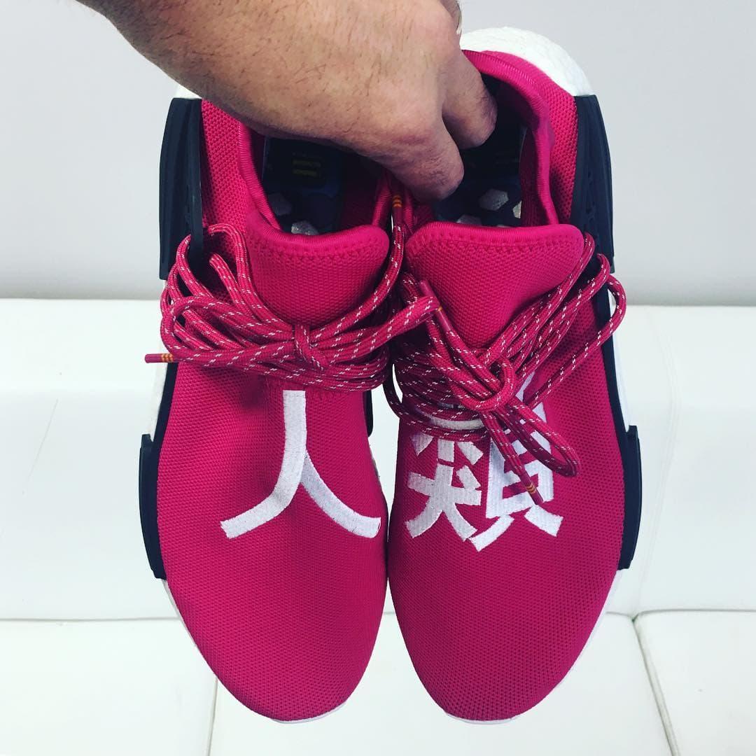 adidas hu nmd release