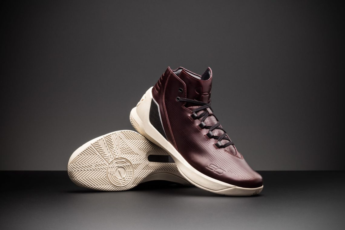 77c08ffa032e Under Armour Produced a Curry 3 Lux for the Final Four Bound South ...