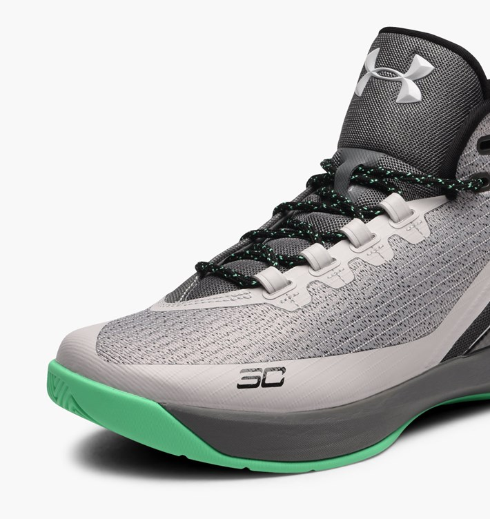 "Under Armour Curry 3 ""Grey Matter"""