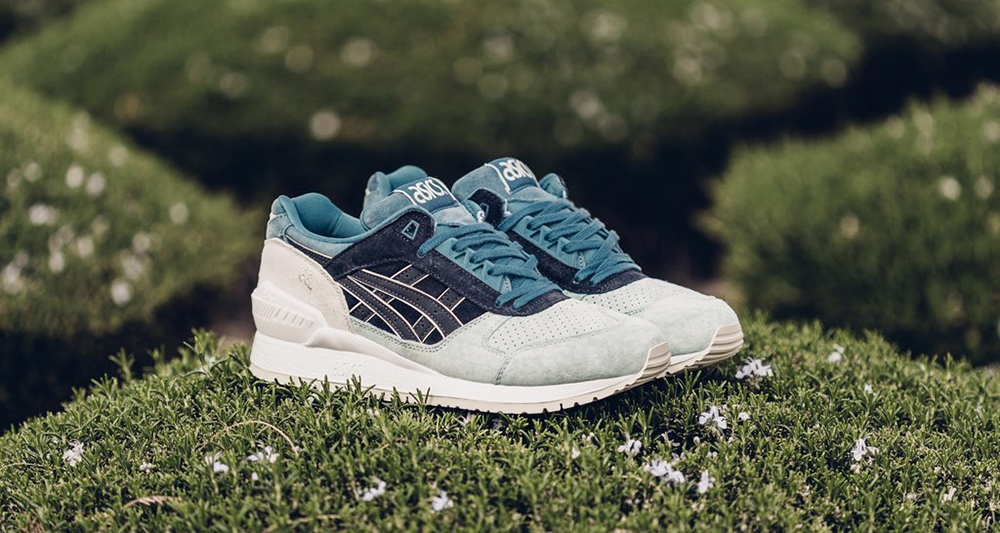Asics Gel Respector (India InkWhite) With a Good Price