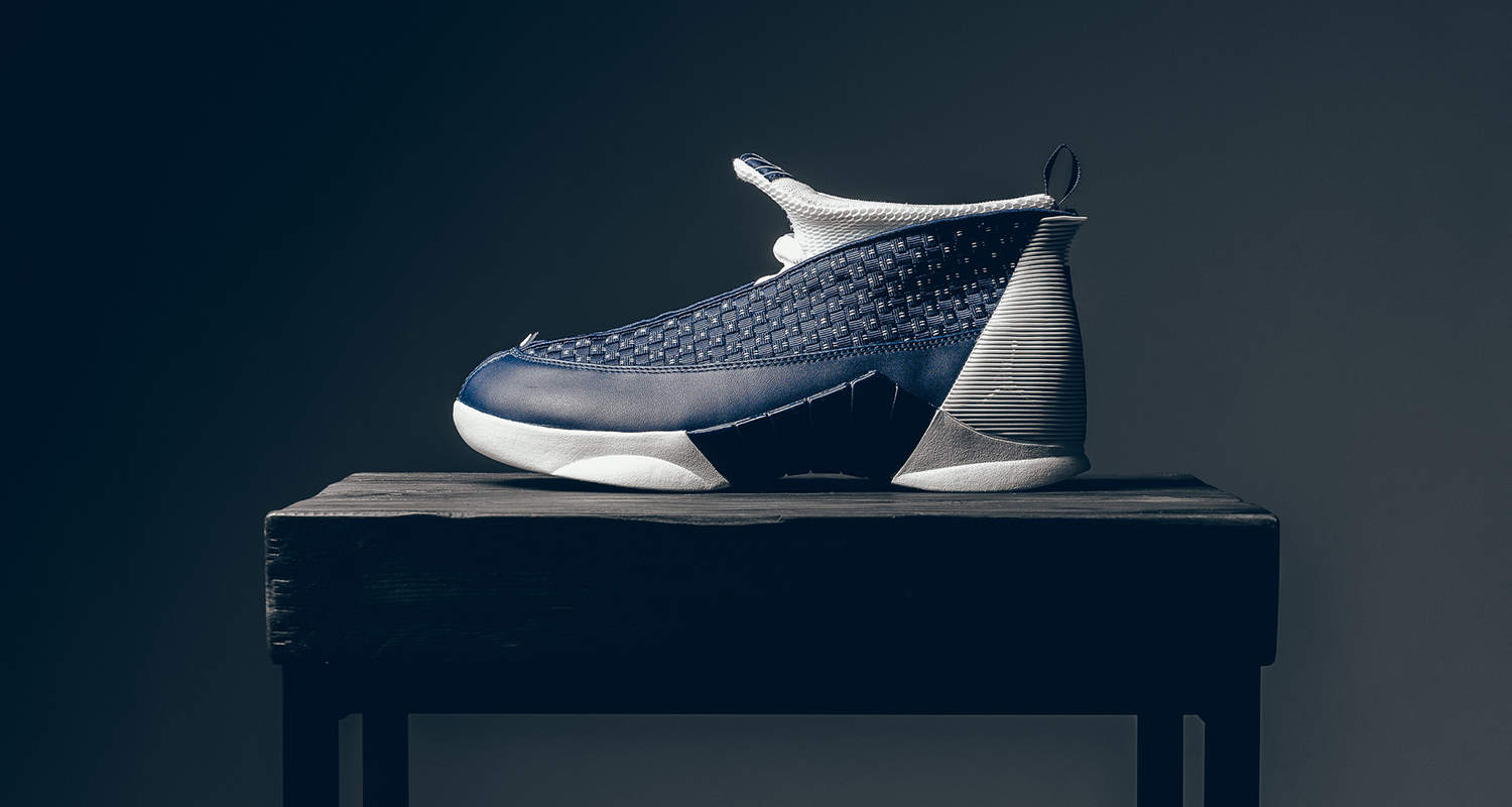 "the latest e8b86 7cbce ... The Air Jordan 15 ""Obsidian"" Drops Tomorrow. Mar 3, 2017 best choice"