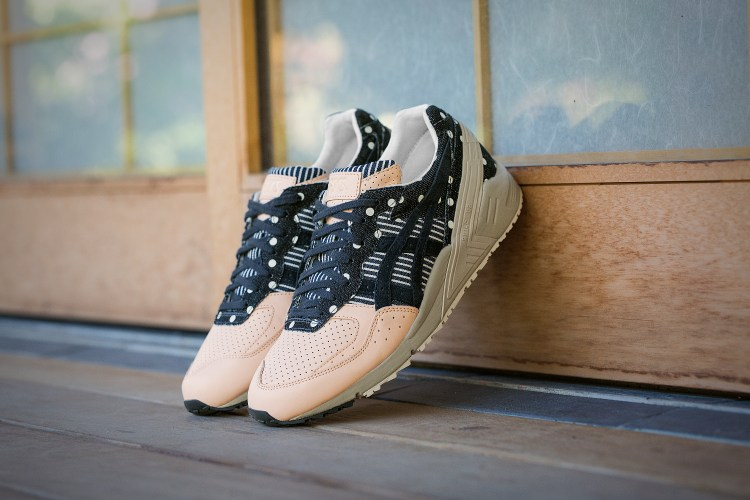 """6f1ebbde1471 The ASICS Gel-Sight """"Japanese Denim"""" Pack releases March 18th with the  men s pair set at  160 and the women s at  150. Check out the photos below  and let us ..."""