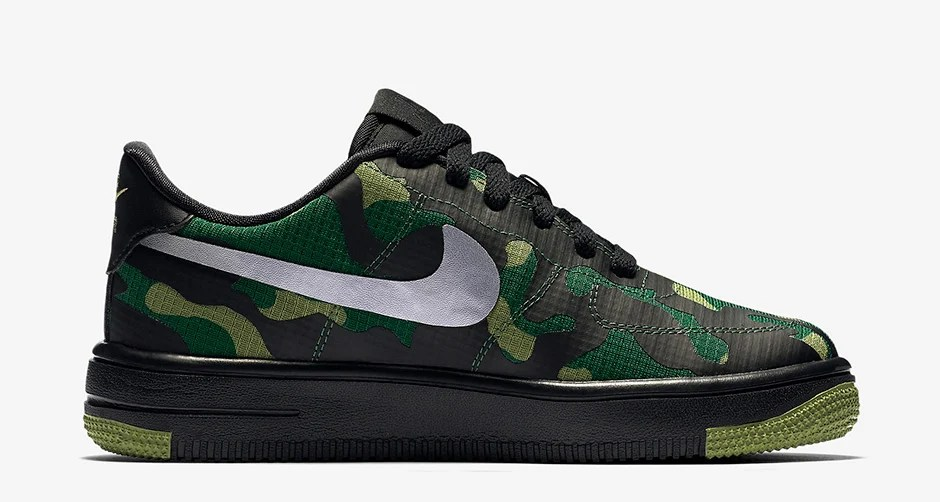 nike air force 1 camo weiß