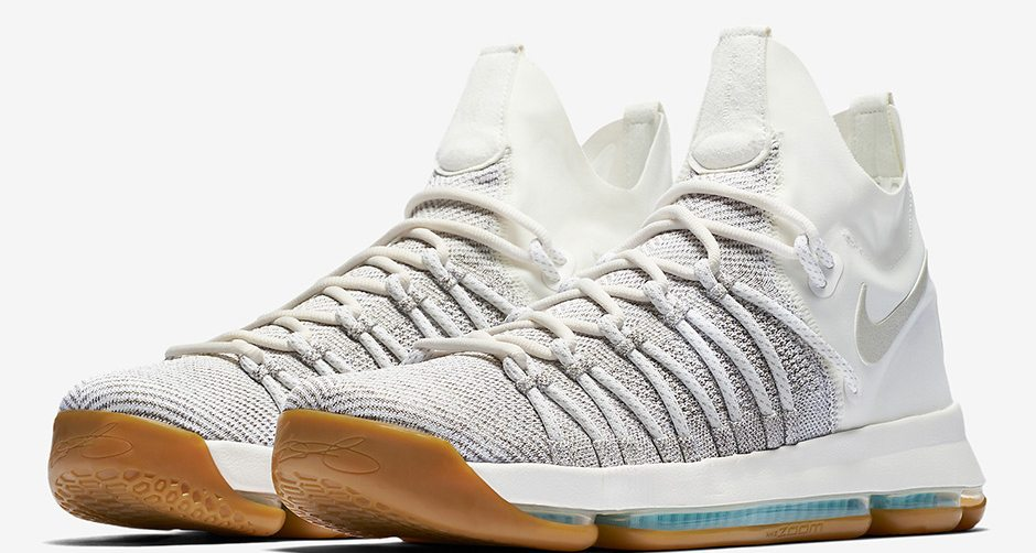"innovative design fac2e 7d541 Nike KD 9 Elite ""Ivory""    Release Date"
