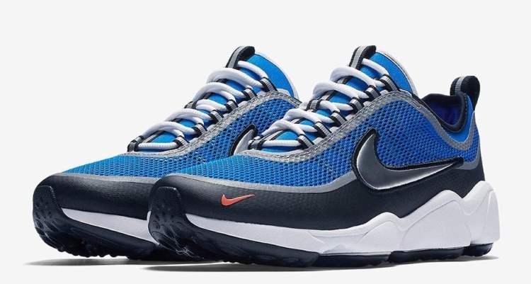 "Nike Zoom Spiridon Ultra ""Royal Blue"""