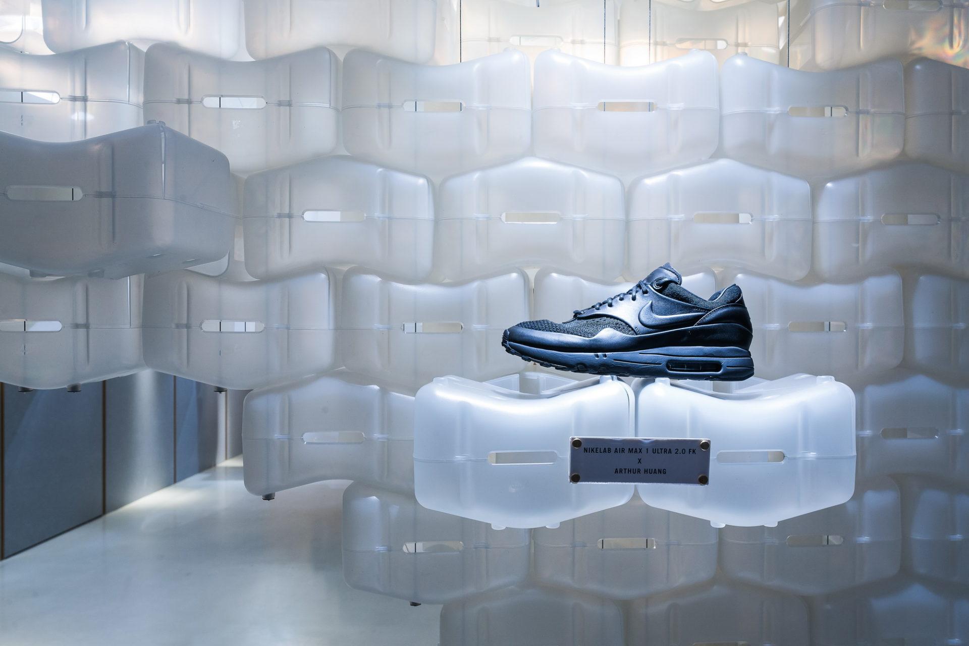 quality design dad25 8c780 VisionAIR Arthur Huang Creates Special Packaging for Nike Air Max 1 FK Royal