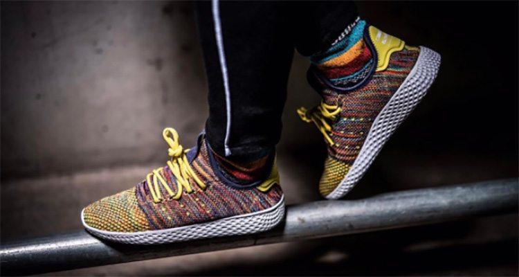 Pharrell x adidas Human Race