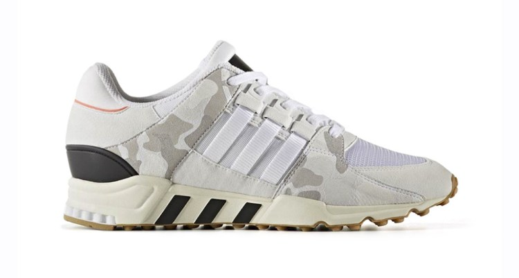 adidas EQT Support 93 Camo/Turbo Red