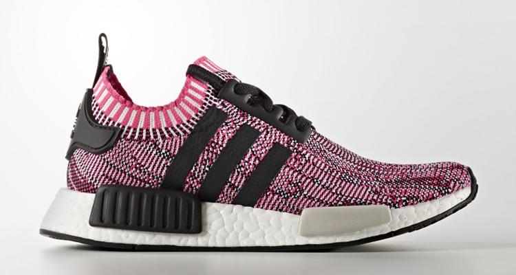 """adidas NMD R1 PK """"Pink Rose"""""""