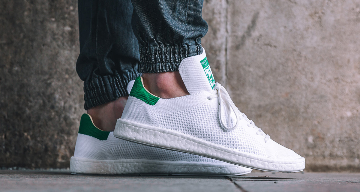 adidas Stan Smith Boost Gets Primeknit Execution | Nice Kicks