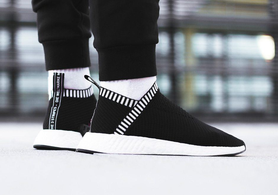 "adidas NMD CS2 ""Core Black"""