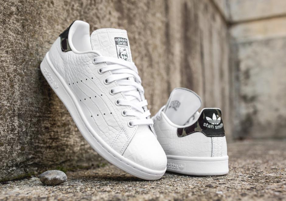Adidas Camo chaussures Stan Smith Camo soldes iuPlwkTOXZ