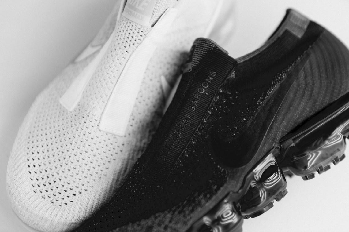 best sneakers 06e81 89406 COMME des GARÇONS x NikeLab Vapormax COMME des GARÇONS x NikeLab Vapormax
