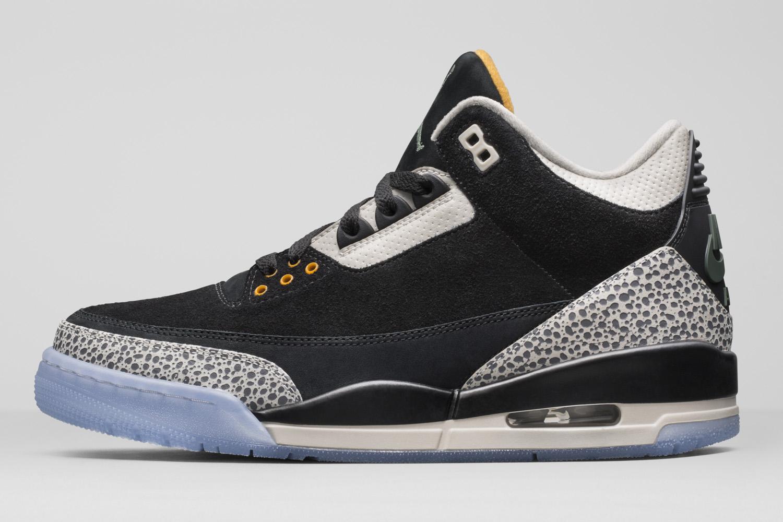 atmos x Air Jordan 3