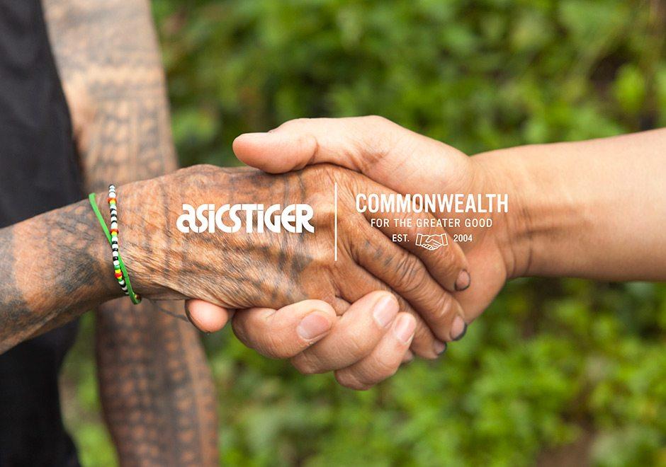 "Commonwealth x ASICS Gel Lyte V ""Kultura"""