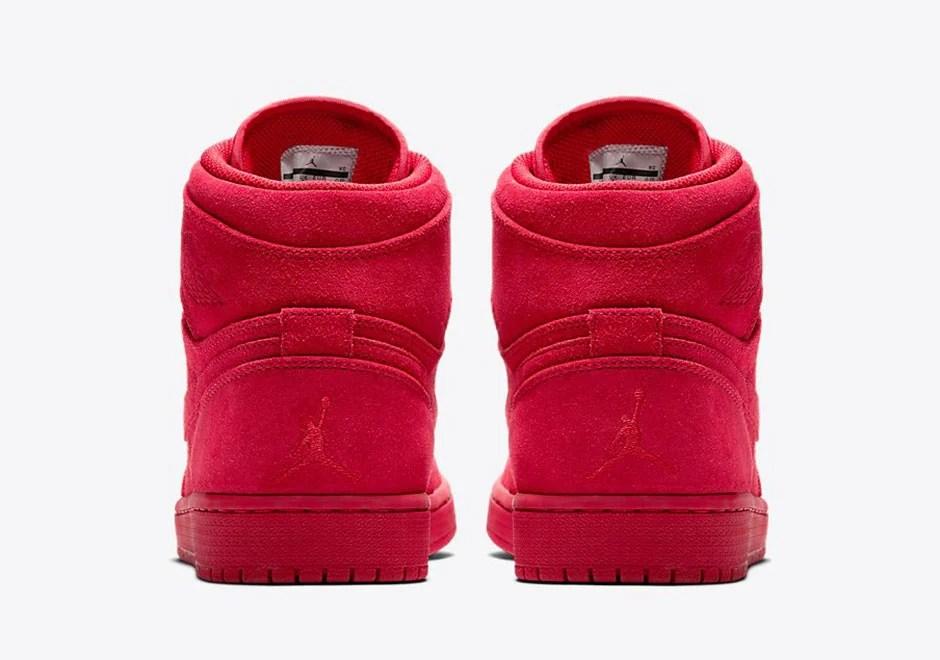 Air Jordan 1 High Suede