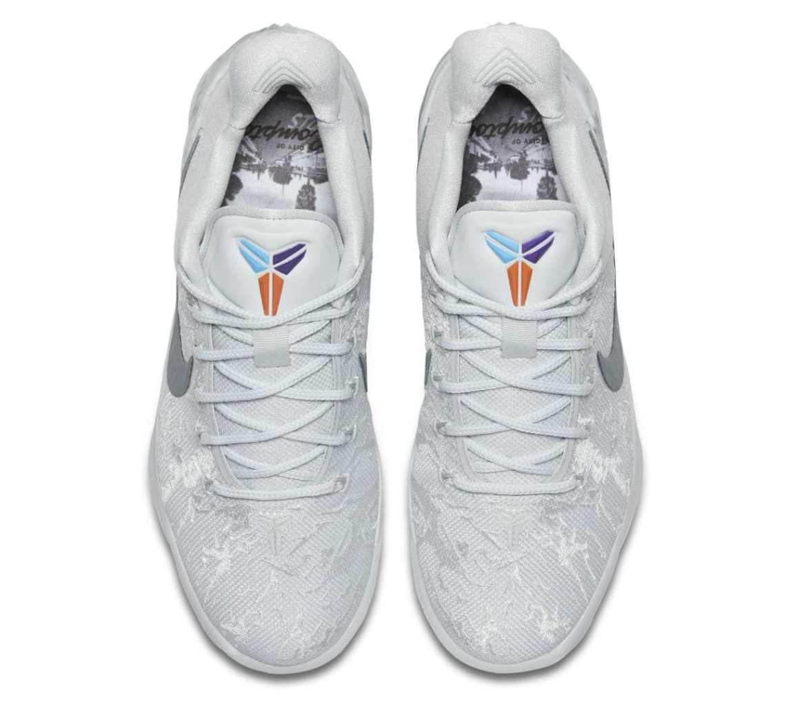 best sneakers a45fa e8d6f Upcoming Nike Kobe A.D. Draws Inspiration from Compton ...