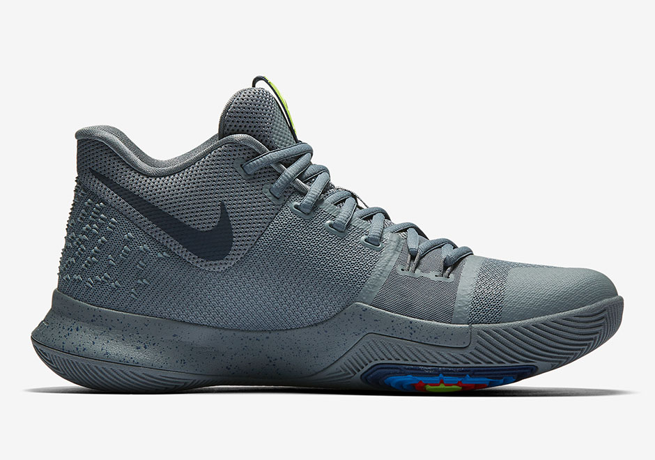 "Nike Kyrie 3 ""Cool Grey"""