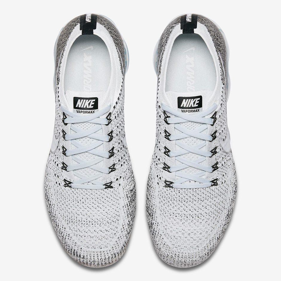 "7767f6e42168 Nike VaporMax Flyknit ""Oreo"" Nike VaporMax Flyknit"