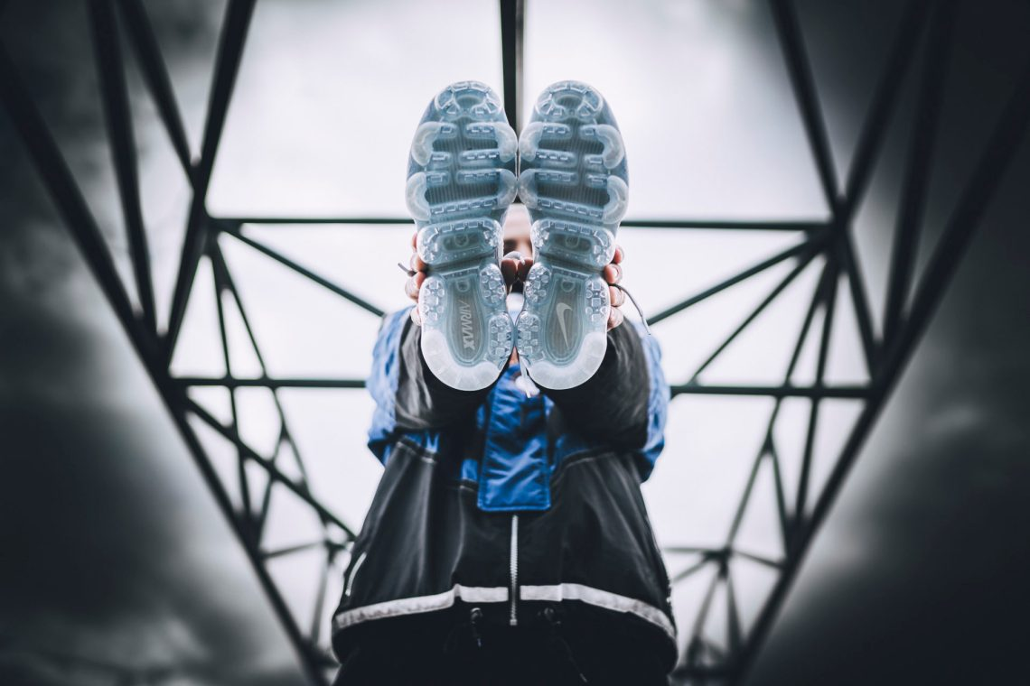"Nike Air VaporMax ""Pure Platinum"""