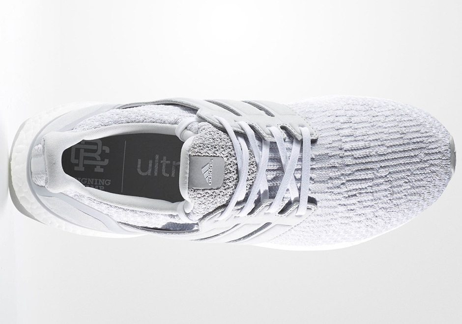 new style fc27d 33b9c Reigning Champ x adidas Ultra Boost // Release Date | Nice Kicks