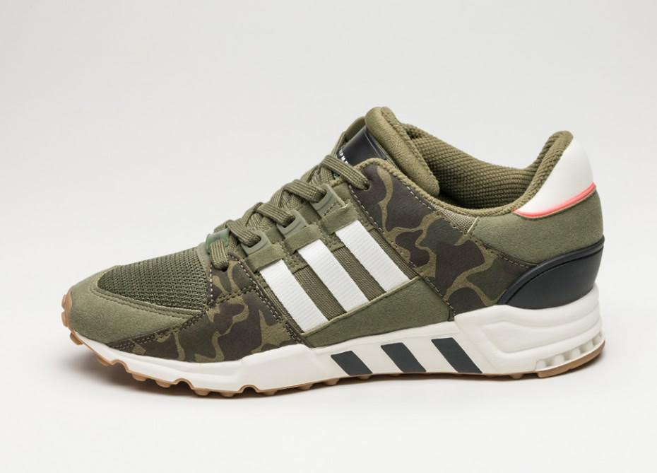 adidas EQT Support RF Camo/Olive Cargo