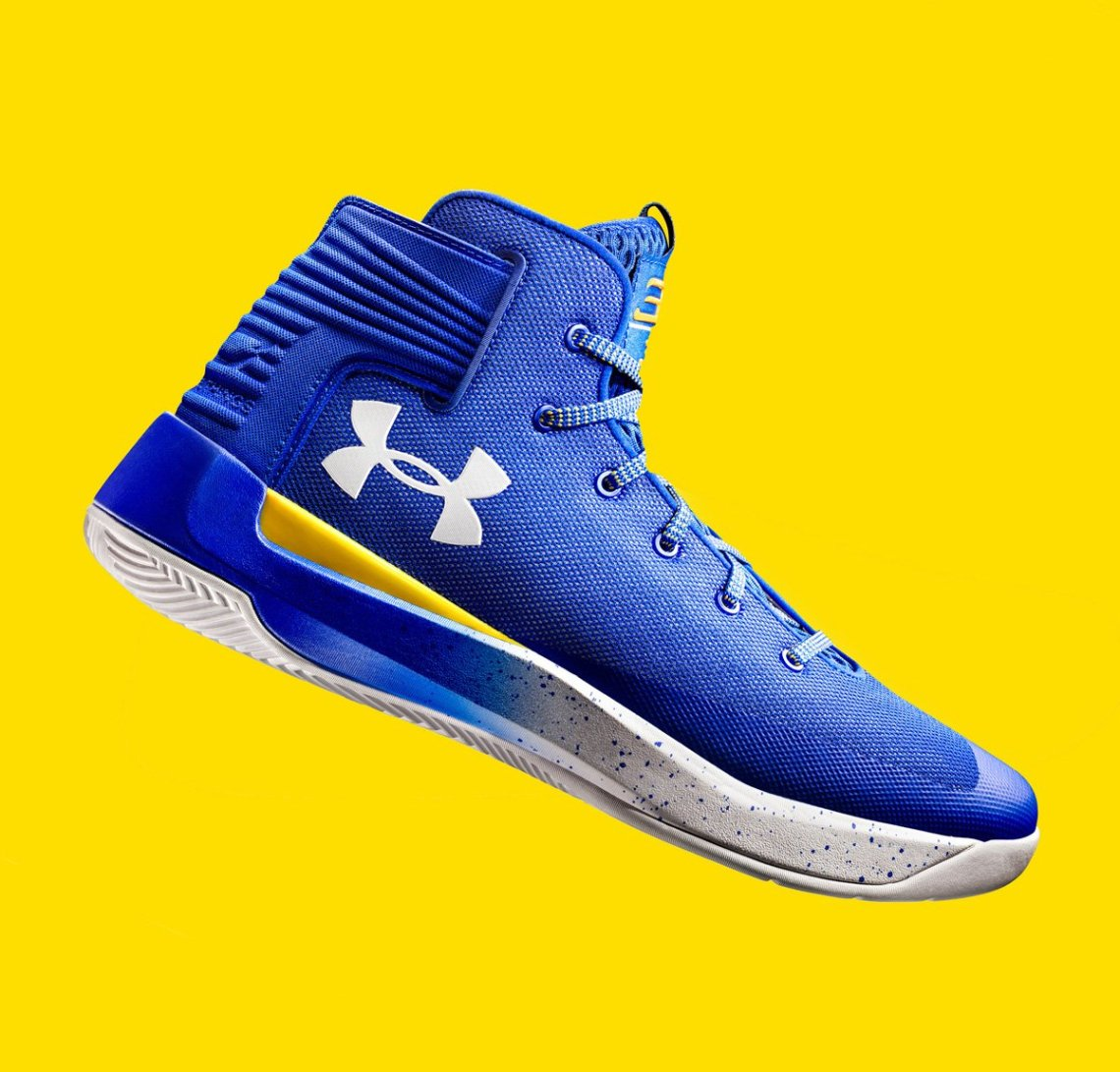8f22131c77 Just The Facts // Inside Stephen Curry's Under Armour Curry 3Zer0 ...