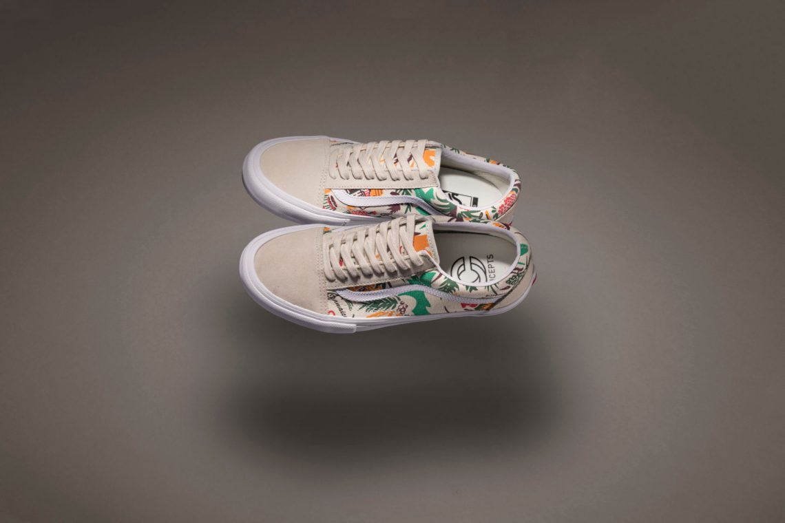 220daf53a94c1c Concepts and Vans Latest Old Skool Collaboration is Inspired by ...