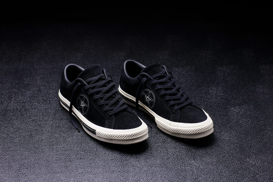 1588ee82ccfd67 Neighborhood x Converse Collection    Available Now