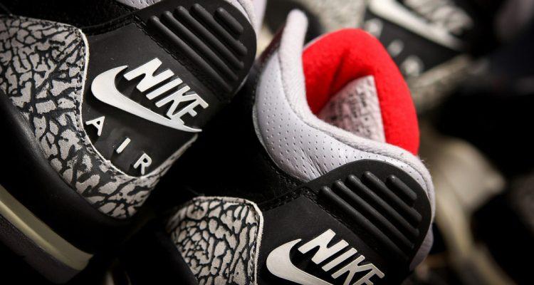 """Air Jordan 3 """"Black Cement"""""""