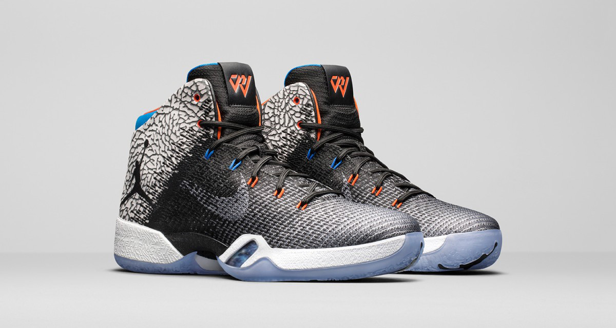 2d8a0dfea8af A Detailed Look at Russell Westbrook s Air Jordan XXX1