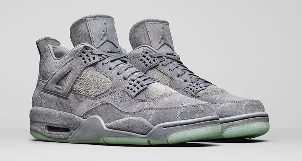 3060c8acccee KAWS Wants You to Know When His Air Jordan 4 Collab is Releasing Again