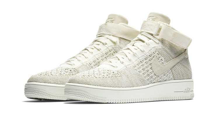 "Nike Air Force 1 Mid Ultra Flyknit ""Sail"""