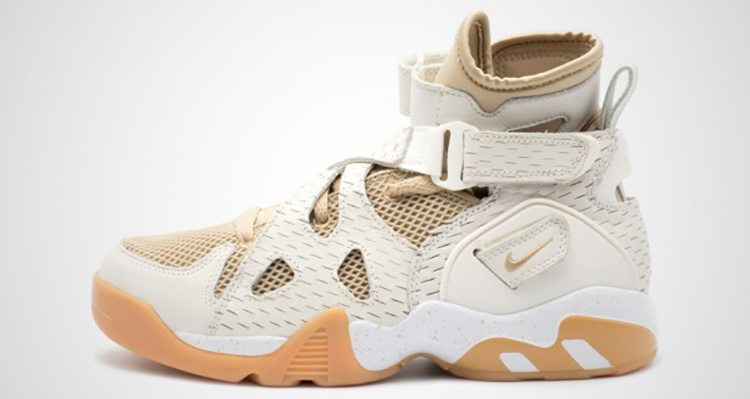 "size 40 c1802 fa0de ... Nike Air Unlimited Drops in ""Light Bone"" for the Ladies ..."