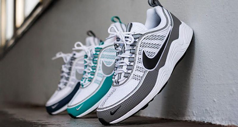 Nike air zoom spiridon summer pack Shoes red