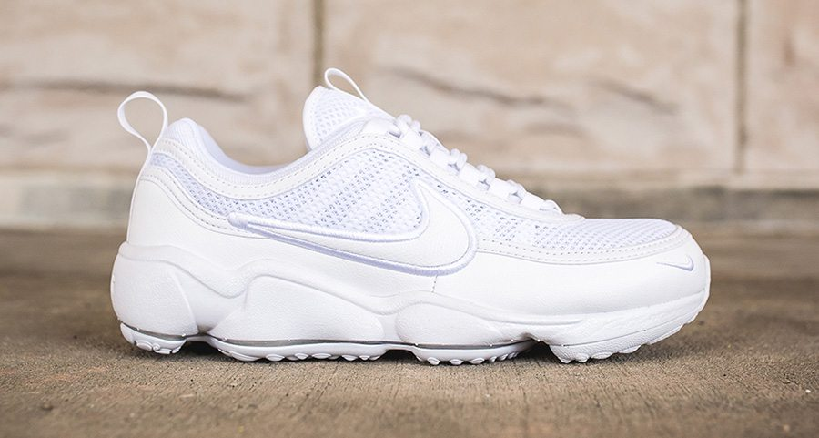 """the latest 4bf48 f1787 Nike Zoom Spiridon Ultra """"Triple White""""    Available Now"""
